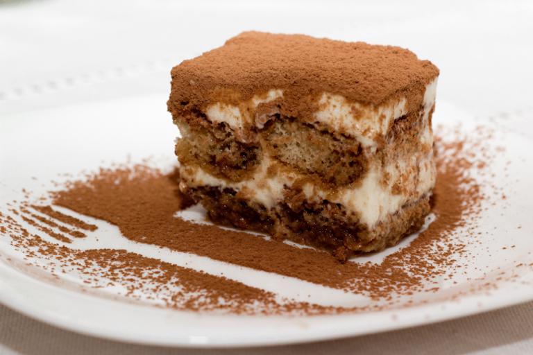 Рецепт десерт тирамису