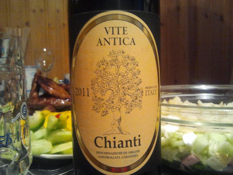 Кьянти — лучшее итальянское вино