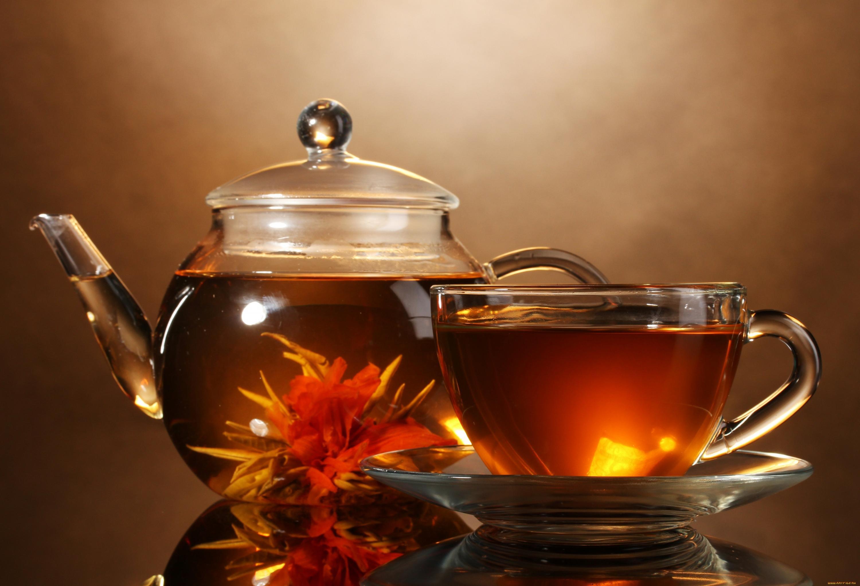 Англия и чай