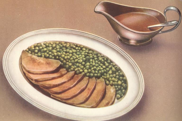 Советская кулинария в США