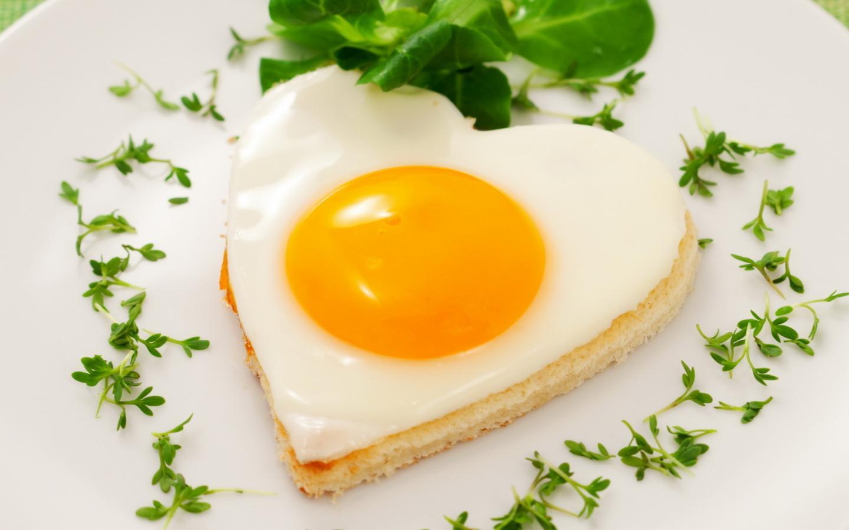 Такие полезные яйца