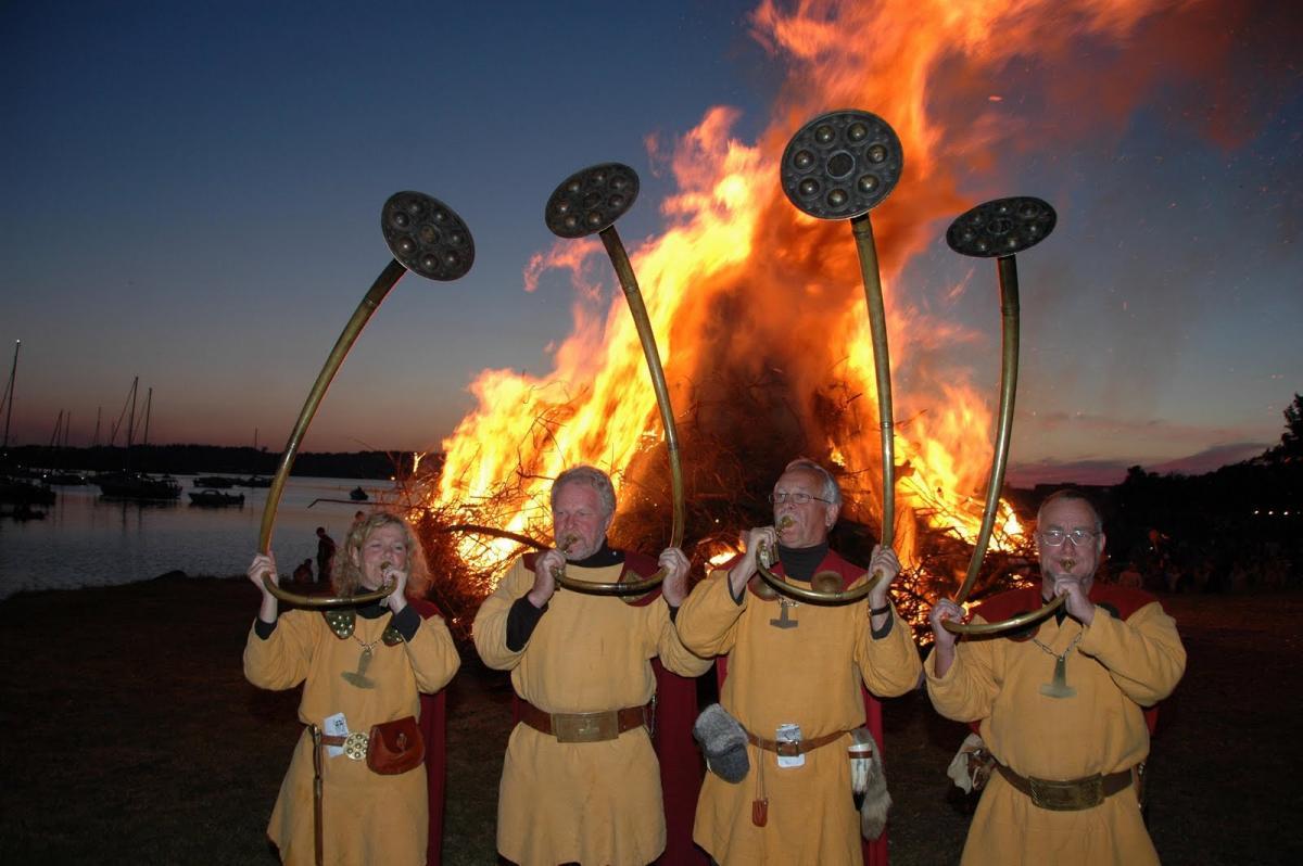 Фестивали зимы в Дании