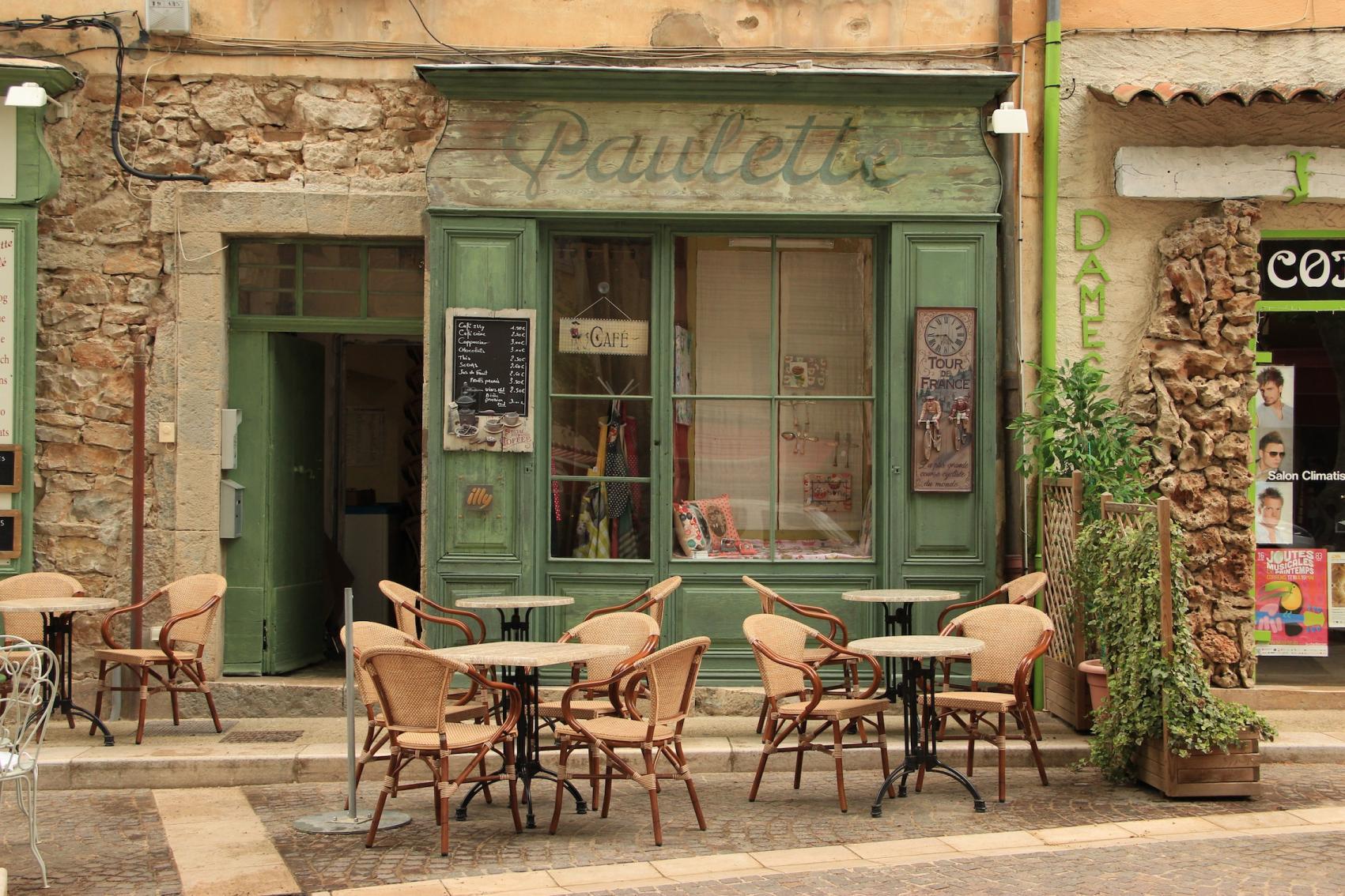 Франция — законодательница кулинарной моды