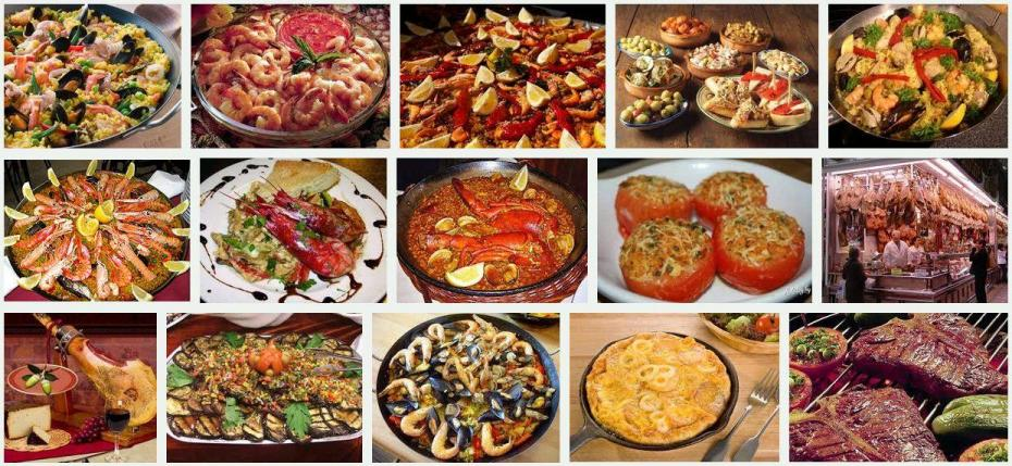 Что вы знаете об Испании и ее кухне?