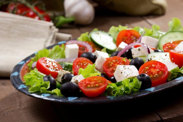 Как приготовить вкусный греческий салат