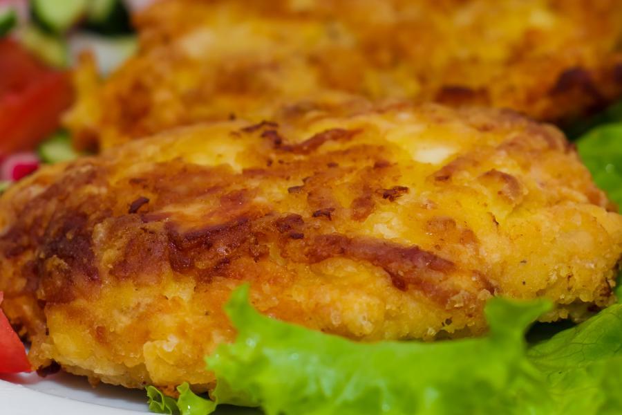 Куриные котлеты рецепт из грудки в сухарях