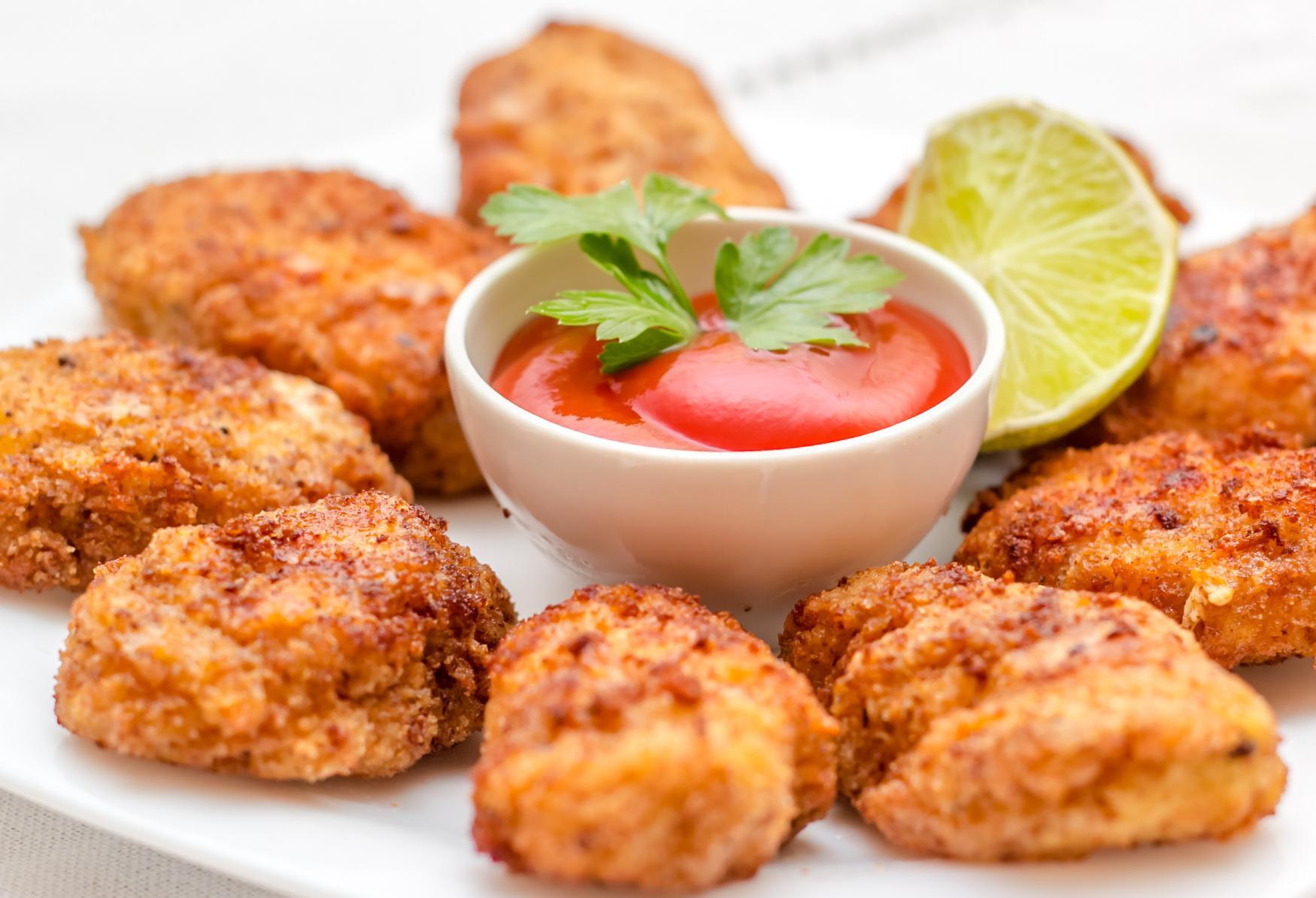 Рецепт наггетсы куриные с сыром