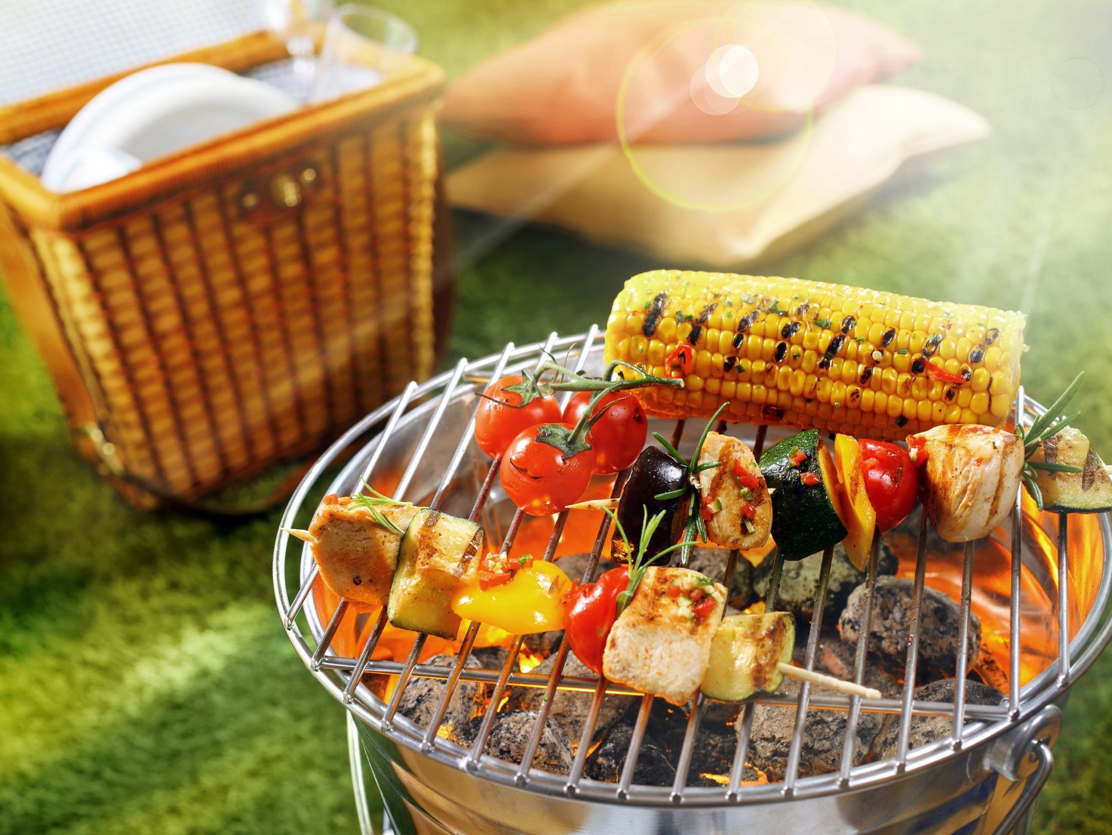 Едем на пикник