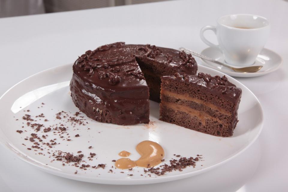 Домашний торт «Прага»