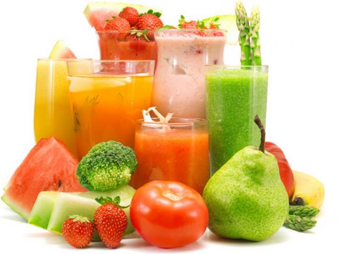 Правильное питание залог хорошего настроения