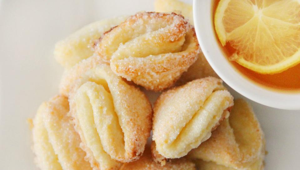 Рецепт простого и вкусного печенья