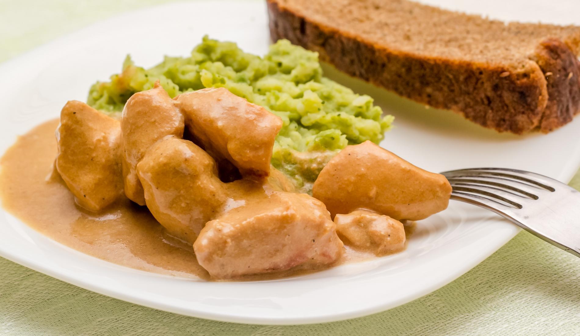 Рецепт курицы в апельсиново-соевом соусе в мультиварке