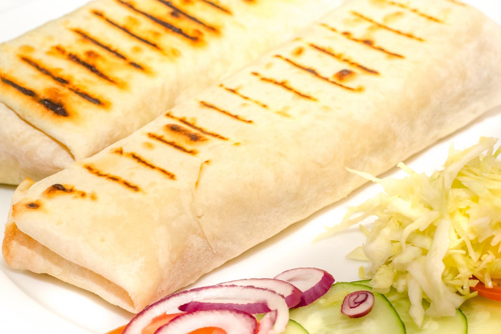 Рецепт шаурмы в лаваше по-домашнему