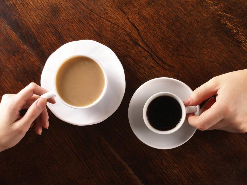 Кофе с чаем в какой стране