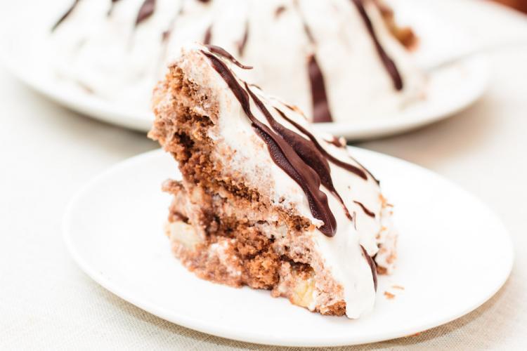 Торт панчо домашний