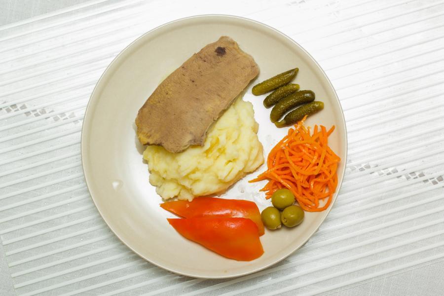 Язык говяжий отварной рецепт