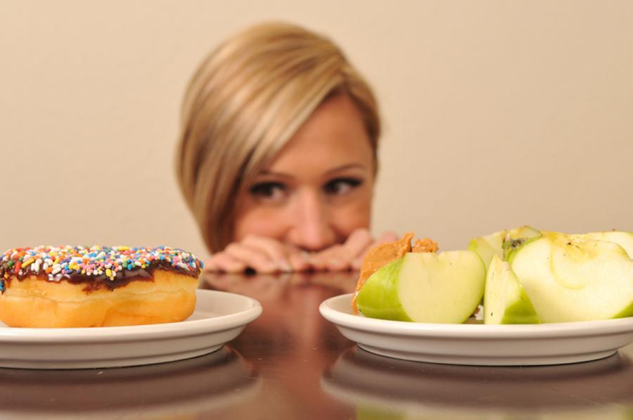 Зимняя диета вредна?
