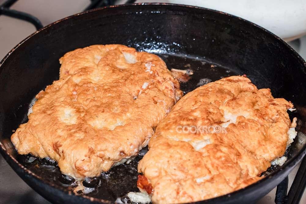 как приготовить отбивные в кляре из куриной грудки